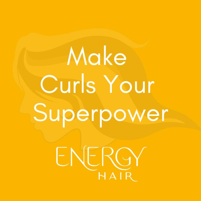 Energy Hair Curls